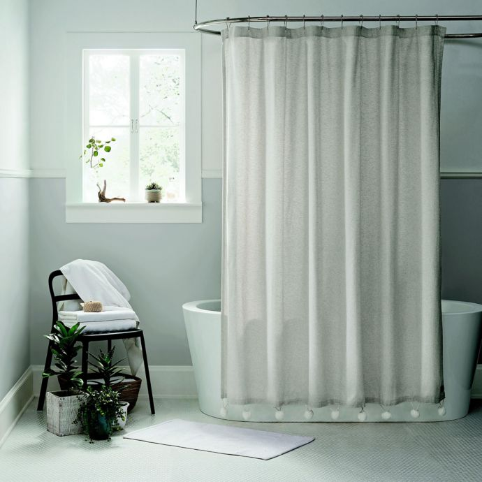 Ugg R Toro 72 Inch X 84 Shower Curtain In Oatmeal