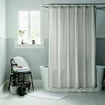 UGG(R) TORO 72-INCH X 84-INCH SHOWER CURTAIN IN OATMEAL