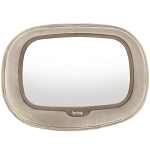 BRICA(R) BABY IN-SIGHT(R) CAR BACK SEAT MEGA MIRROR IN TAN