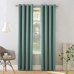 Seymour Energy Efficient Grommet Curtain Panel Mineral 54