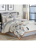 FAWN 8-PIECE FULL COMFORTER SET IN SPICE