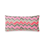 Glenna Jean Addison Rectangle Zig Zag Pillow & Full Bed Skirt
