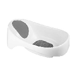 Boon Soak 3-Stage Bathtub, Gray, White