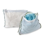 REAL SIMPLE(R) WASH BAGS (SET OF 2)